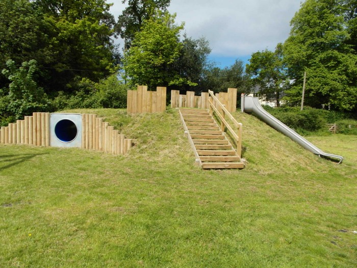 Play Area And Community Land North Huish Parish Council